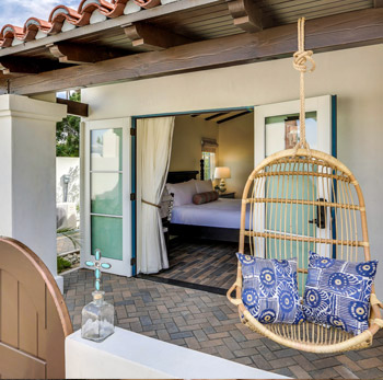 Palm Springs Accommodation