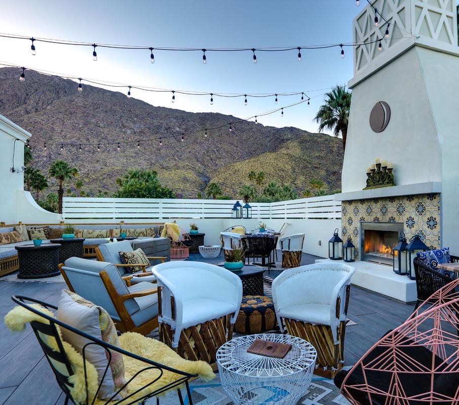 Gallery La Serena Villas Palm Springs California Hotel